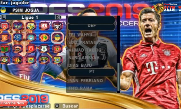 Ada tautan yang sudah admin sediakan untuk game modifikasi terbaru Pre Evolution Soccer ya PES 2019 Chelito v5 ISO PPSSPP MOD AFC Champions League 1  2 Indonesia Terbaru