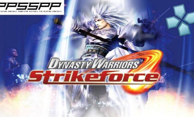 Sebuah game berjudul Sangokumusou Multi Raid dirilis di Jepang untuk pertama kalinya pada Download Dynasty Warriors: Strikeforce PPSSPP ISO/CSO Highly Compressed