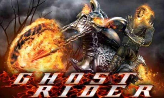 game Ghost Rider telah mendapat perhatian dan kebanggaan Game Ghost Rider (USA) ISO PPSSPP ISO/CSO Free Download