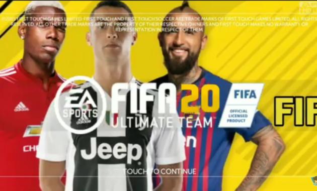Apa hasilnya bila game FTS dimodifikasi dengan FIFA Download FTS Mod FIFA 20 Add Team Alstar, Amerika dan Asia Terbaru