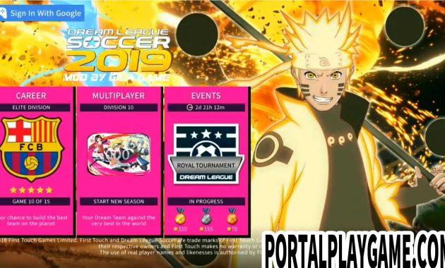 MOD APK Unlimited Money kali ada yang unik dan tidak menyerupai biasanya Download DLS 2019 Apk Mod Naruto x Boruto Ninja Voltage Full Karakter