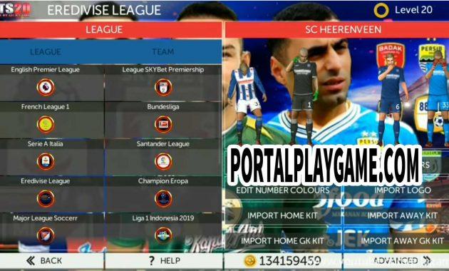 sudah resmi diumumkan bahwa untuk isu terkini ini akan disponsori oleh Shoope bukan lagi oleh G Download FTS 2020 Apk Mod Shopee Liga 1 Indonesia 2019 Full Transfer Pemain Terbaru