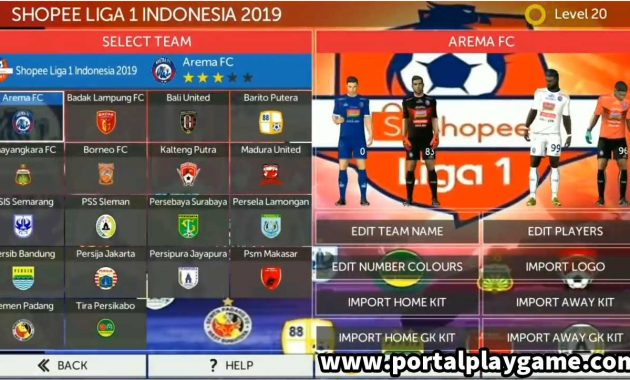 Game PES 2017 ISO Patch Army17 PPSSPP Android Special Liga ...