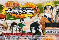 Download Naruto - Ultimate Ninja Heroes ROM for Playstation Portable(PSP ISOs) and Play Naruto