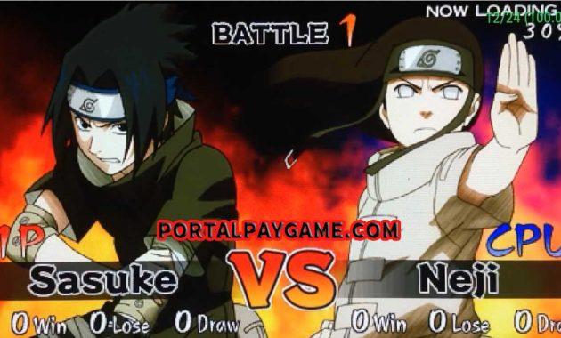 Oh ya admin ada kabar bangga nih buat kalian Download Naruto Ultimate Ninja Heroes (USA) PPSSPP ISO Ukuran Kecil
