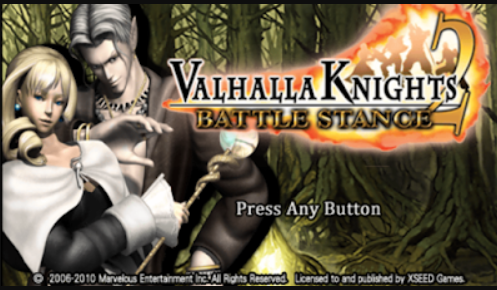 Download game psp ppsspp rpg valhalla knights  Download Valhalla Knights 2 (USA) ISO/CSO PPSSPP Ukuran Kecil