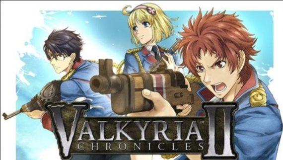 admin tiba untuk menemani weekend kalian hari ini Valkyria Chronicles II (USA+UNDUB) ISO PPSSPP Free Download