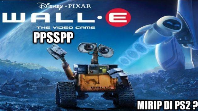 Senang sekali sanggup menyapa kalian kembali di petang hari ini Download Game WALL-E (USA) ISO PPSSPP Highly Compressed Terbaru