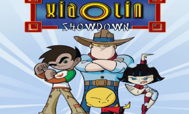 ada sebuah game yang diterbitkan oleh Konami bersama Warner Bros Interactive Ent dengan j Download Xiaolin Showdown (USA) ISO/CSO PPSSPP Highly Compressed