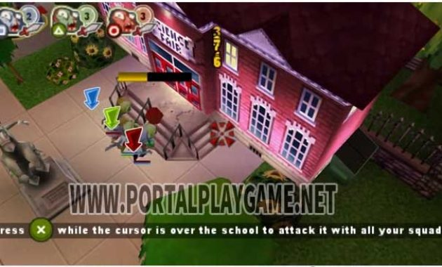 Firma Studio berhasil menyebarkan video game bertema seni administrasi dengan judul Zombie Tycoon Download Zombie Tycoon (USA) PPSSPP ISO/CSO Highly Compressed