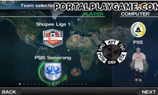 apk yakni salah satu game android yang paling banyak di request oleh pengunjung dari blo [65MB] Download PES 2011 Apk Mod Shopee Liga1 2019, New Kits, New Transfer