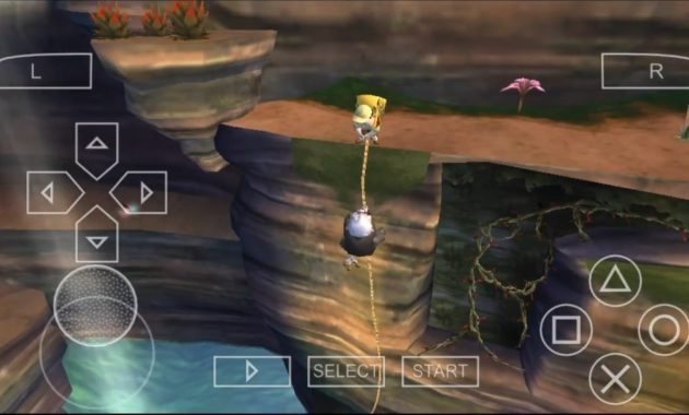 admin akan membagikan info dan link download game PSP yang seru Download Disney Pixar's UP (USA) ISO/CSO PPSSPP Ukuran Kecil Terbaru
