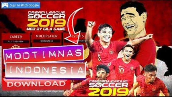 Mod Liga Indonesia merupakan abreviasi dari  Download DLS 2019 Mod Shopee Liga 1+Timnas Indonesia Terbaru