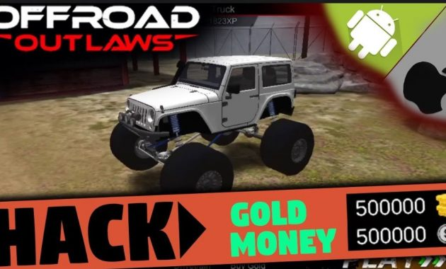 bagi gosip lengkap sama link download aplikasi untuk game keren berjudul  Download Offroad Outlaws MOD APK v3.0.5 (Unlimited Money) for Android