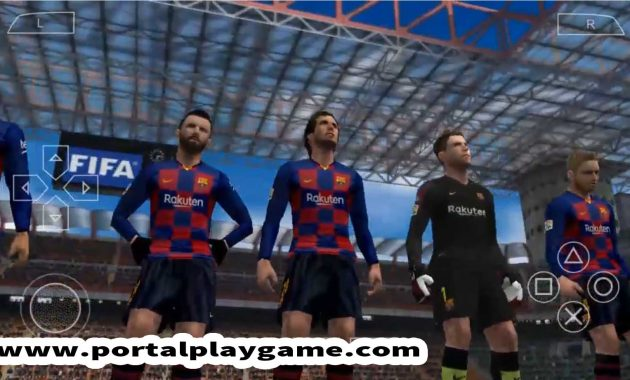 Untuk ketika ini pencarian seputar download pes  Download PES LITE PSP 200MB Update Transfer Jovic  Hazard in Real Madrid