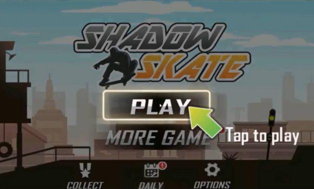 Meluncur dengan kecepatan tinggi namun menggunakan kendaraan beroda empat Download Shadow Skate 1.0.7 Apk Mod Unlimited Money for Android