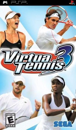 Selamat sore sobat penggemar virtua tennis ppsspp iso Virtua Tennis 3 – Playstation Portable(PSP ISOs) ROM Free Download
