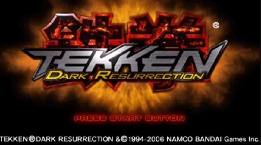 series Takken niscaya sudah tahu sih versi game yang satu ini Tekken 5: Dark Resurrection Mod ISO/CSO PPSSPP Highly Compressed