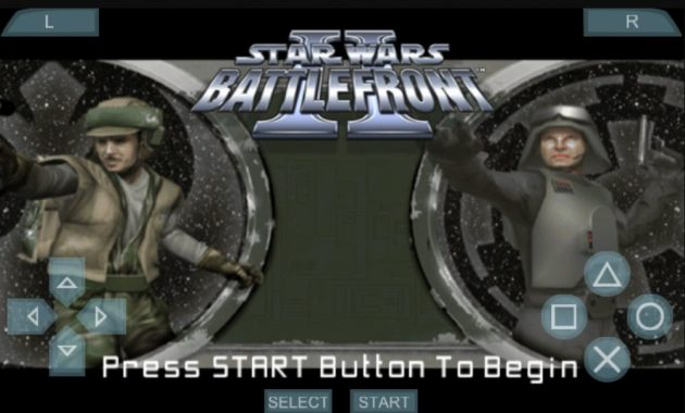 ternyata sudah pernah dipublikasikan tahun  Download Star Wars Battlefront 2 PPSSPP ISO Highly Compressed