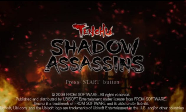 Tenchu Shadow Assassins PSP ISO Google Drive Download Tenchu: Shadow Assassins ISO/CSO PPSSPP Higly Compressed