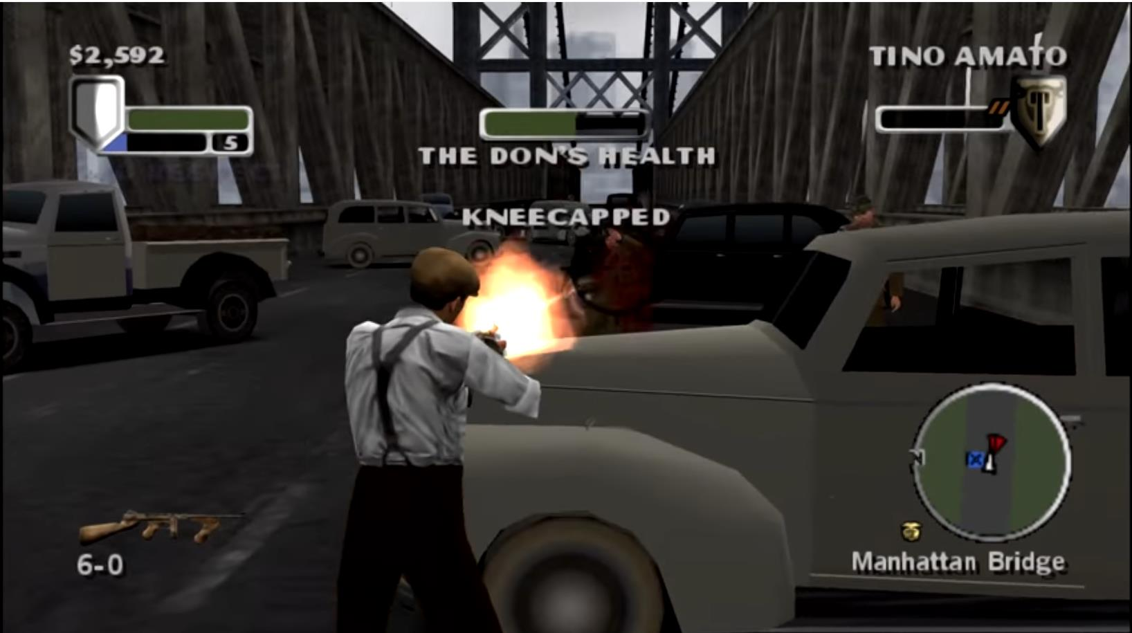 momen ketika sebuah film dari Amerika Serikat yang mengusung tema kriminal The Godfather: Mob Wars (USA) ISO/CSO PPSSPP Free Download