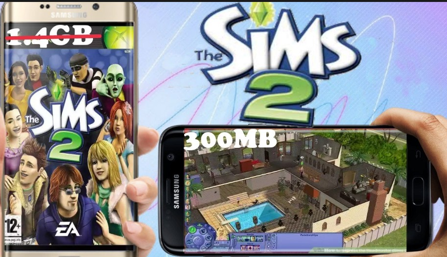 hari ini admin tiba lagi sama kabar gres dari dunia game ya Download The Sims 2 (USA) ISO/CSO PPSSPP Highly Compressed
